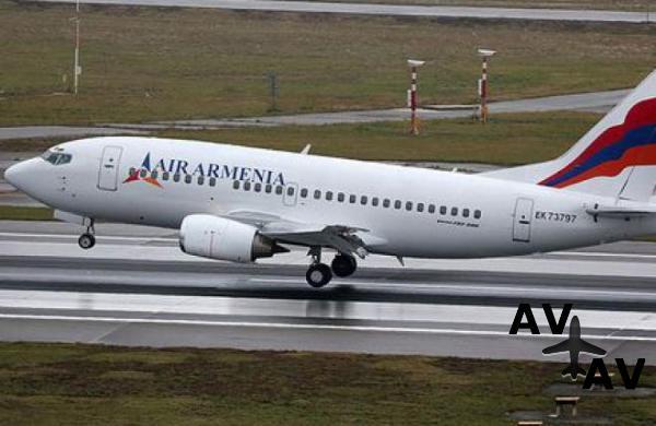 Air Armenia пригрозили приостановкой полетов в Россию