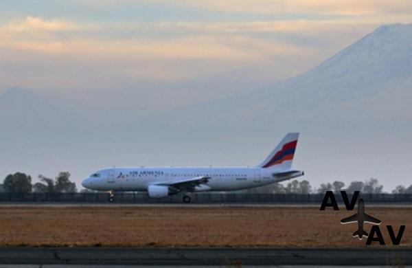 Air Armenia вновь отложила возобновление полетов