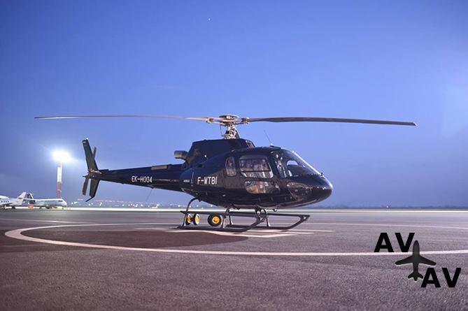 Armenian Helicopters получили первый Airbus H125