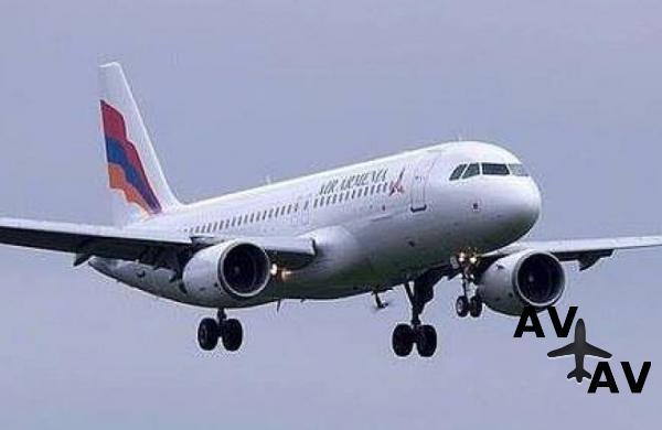 Авиакомпания Air Armenia открыла рейс из аэропорта Пулково в Ереван