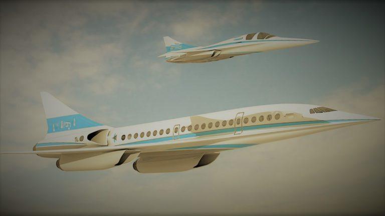 В FAA дали добро на сверхзвуковые полеты в тестовом режиме